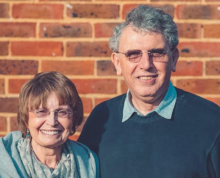 Gary and Joyce Jenkins